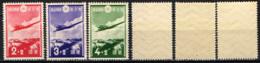 GIAPPONE - 1937 - Douglas Plane Over Japan Alps - MNH - 1926-89 Keizer Hirohito (Showa-tijdperk)