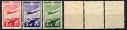 GIAPPONE - 1937 - Douglas Plane Over Japan Alps - MH - Unused Stamps