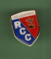RUGBY *** RCC CHATEAURENARD *** 2007 - Rugby