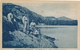 Z.437.  APPENNINO PARMENSE - Lago Santo Col Rifugio Mariotti - 1938 - Parma