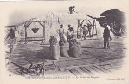 Cpa - 83-hyeres-environs..-animée-salins Des Pesquiers-edi N.D. N°68 - Hyeres