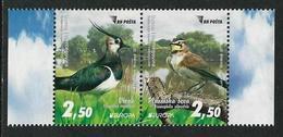 "BOSNIA HERZEGOVINA / BOSNIA SARAJEVO  -EUROPA 2019 -NATIONAL BIRDS.- ""AVES -BIRDS -VÖGEL-OISEAUX""- SERIE N - 2019"