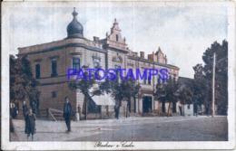 123830 CZECH REPUBLIC CADICE VIEW BUILDING BREAK POSTAL POSTCARD - Repubblica Ceca