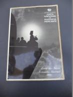 LISTA DOS NAVIOS MERCANTES NACIONAIS - 1968 - Libros Antiguos Y De Colección