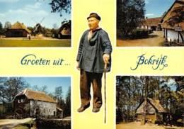 CPM - Provinciedomein BOKRIJK - Beelden Uit Het Vlaamse Openluchtmuseum - Genk
