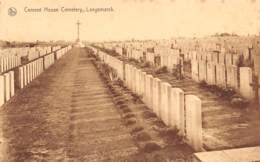 LANGEMARCK - Cement House Cemetery - Langemark-Poelkapelle