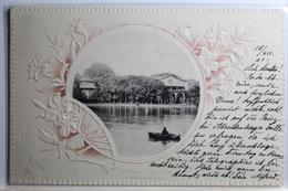 AK Wiesbaden Kurhaus, Parkseite 1901 Gebraucht #PD114 - Deutschland