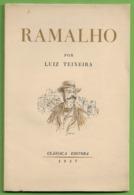 Lisboa - Ramalho Ortigão Por Luiz Teixeira (Autografado Pelo Autor) - Caldas Da Rainha - Portugal - Boeken, Tijdschriften, Stripverhalen