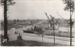 CPSM  Maubeuge - Le Pont Rouge - 1957 - - Maubeuge