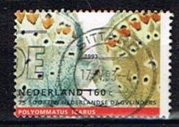 PAYS-BAS /Oblitérés/Used/ 1993 - Papillons - Period 1980-... (Beatrix)