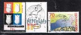 PAYS-BAS /Oblitérés/Used/ 1992 - Expo Universelle De Séville Et 300 Ans Périple Navigateur A.Tasman - Period 1980-... (Beatrix)