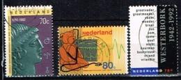 PAYS-BAS /Oblitérés/Used/ 1992 - Sujets Divers - Period 1980-... (Beatrix)