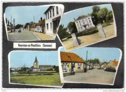 Carte Postale 80. Nouvion-en-Ponthieu   Trés Beau Plan - Nouvion
