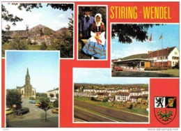Carte Postale 57. Striring Wendel Trés Beau Plan - Francia