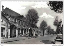 Carte Postale 55. Etain  Hotel De La Sirène Trés Beau Plan - Etain