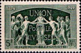 France Poste N** Yv: 850 Mi:868 75.Anniversaire De L'UPU - Francia