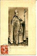 75 PARIS - Religion - Monseigneur AMETTE, Archevêque De Paris - Sépia Sur Chamois, Cadre Embossé - Notre Dame De Paris