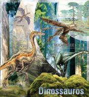 Mozambique 2013 Dinosaurs - Mozambique