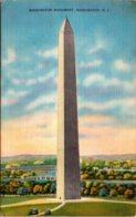 Washington D C The Washington Monument - Washington DC