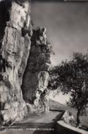 POSITANO-SALERNO-STRADA PITTORESCA-CARTOLINA VERA FOTOGRAFIA-VIAGGIATA IL 16-6-1950 - Salerno