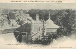 """CPA FRANCE 31 """"Saint Rome, Les Grandes Manoeuvres Du Sud Ouest"""" - Frankrijk"""