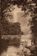 BRITISH GUIANA - The First Glimpse Of The Kaieteur Fall - Potaro River  BRITISH GUIANA GUYANE BRITANNIQUE GUAYANA - Postales