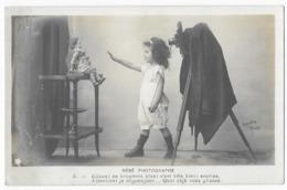 Bébé Photographe Poupée Quel Fatal Dénouement !...Clayette Phot. - Fotografia