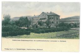 17307 MEDIAS, Sibiu, Romania - Old Postcard - Unused - Rumania