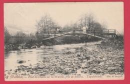 Malmedy - Teujelsbrücke / Pont Du Diable Sur La Warche ( Voir Verso ) - Malmedy