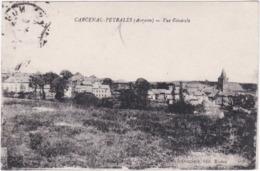 12. CARCENAC-PEYRALES. Vue Générale - Autres Communes