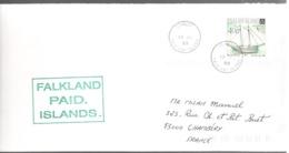 24558 - Pour La France - Falkland Islands