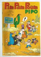 JC , PIM PAM POUM PIPO ,n° 75 , 1968 , Frais Fr 2.25 E - Altre Riviste