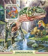 Guinea Bissau  2016  Dinosaurs - Guinea-Bissau