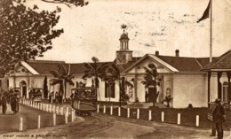 WEST INDIES BRITISH GUIANA  BRITISH GUIANA GUYANE BRITANNIQUE GUAYANA GUYANA - Postales