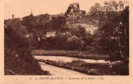 29 - LA ROCHE-MAURICE - 5 - Ensemble De La Roche - LL. - La Roche-Maurice