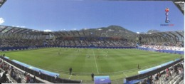 STADE DES ALPES RUGBY FOOTBALL GRENOBLE ISERE - ESTADIO STADIUM STADIO - Calcio