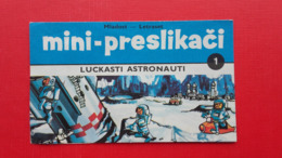 Mladost-Letraset,London.Mini-preslikaci-17 Items - Sammlungen