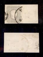 ANTICHI STATI ITALIANI - LOMBARDO VENETO - 1861 - Per Giornali - 1,05 Soldi (10) Con Bordo Da Interspazio (21 Millimetri - Postzegels