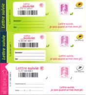 LA LETTRE SUIVIE Type Ciappa Tous Les Tirages Actuels (LS 1,2,3,4,5 Et 6). A Saisir. - France
