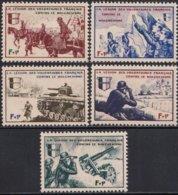 France 1942 French Legion MNH - Allemagne