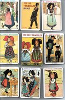 Jeu De 7  Familles L'alsace Merveilleuse HANSI - 32 Cartes A Jouer Playing Card - 32 Cartes