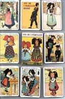Jeu De 7  Familles L'alsace Merveilleuse HANSI - 32 Cartes A Jouer Playing Card - 32 Cartas
