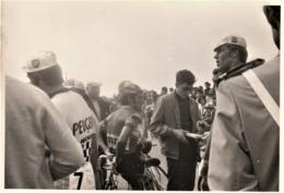 Rare Photo Originale 12.5 X 8.5 Cm Critérium De Pleurtuit 35 Année 1974 - Cyclisme