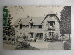 GIF - La Villa Des Sources - Gif Sur Yvette
