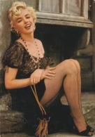 Rare Cpsm Marilyn Monroe Sexy Format 12 X 17 Cm - Pin-Ups