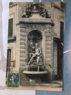 Besancon Fontaine Ronchaux - Besancon