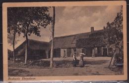 25 VII 1949 Brabants Dorpsleven Z/W Met Kortebalkstempel VEGHEL - Pays-Bas