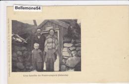 Cpa Islande - Une Famille De Faskrudsjord (islande) (très Bon état - Voir Scan Recto-verso) - IJsland