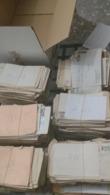 GRAN LOTE  2000 SELLOS ESPAÑA CONMEMORATIVOS (SIN BASICA) EN CARTAS CON MATASELLOS. AÑOS 1958 A 1988. VER ENVIO EN NOTAS - Timbres