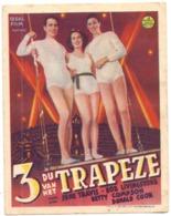 Pub Reclame - Ciné Cinema Bioscoop - Feestpaleis - Film - 3 Van Het Trapeze - Werbetrailer